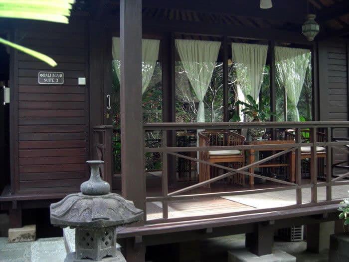hotel bali ubud terrasse bungalows
