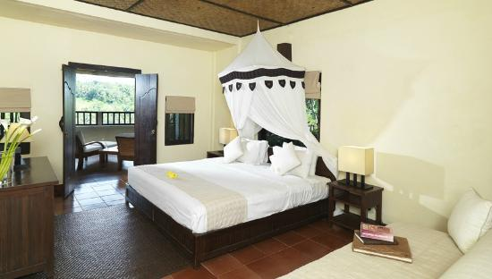 hotel bali ubud vue chambre