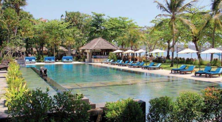 hotel bali uluwatu piscine