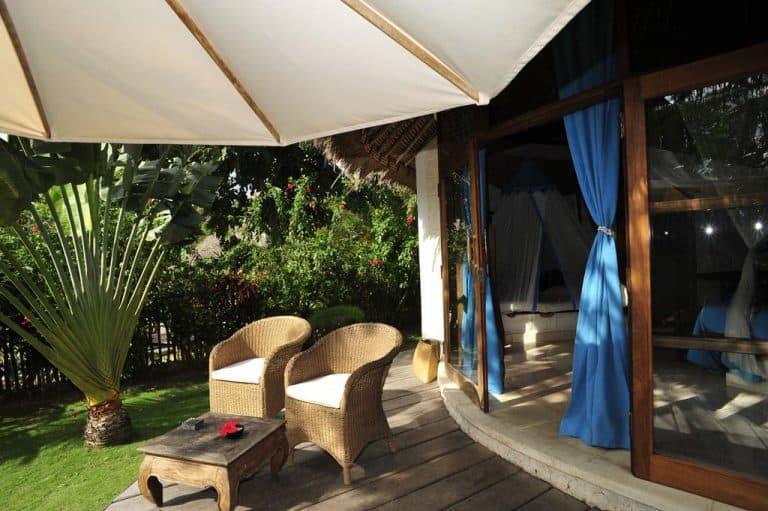 hotel bali uluwatu terrasse bungalow