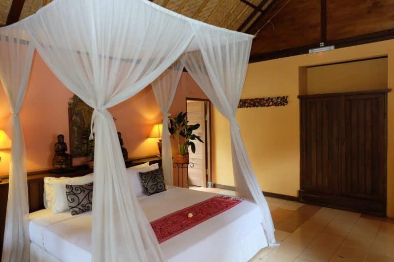 hotel banjar indonésie chambre deluxe