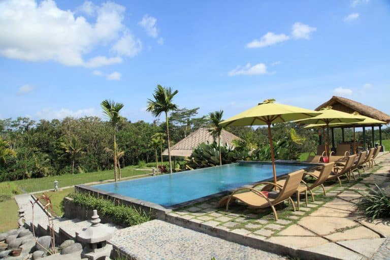 hotel banjar indonésie
