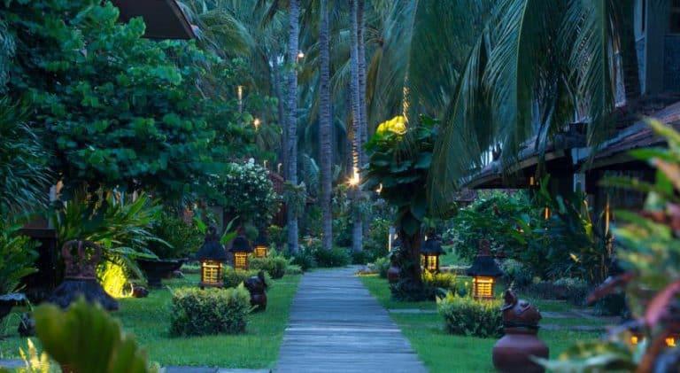 hotel banyuwangi indonésie nuit