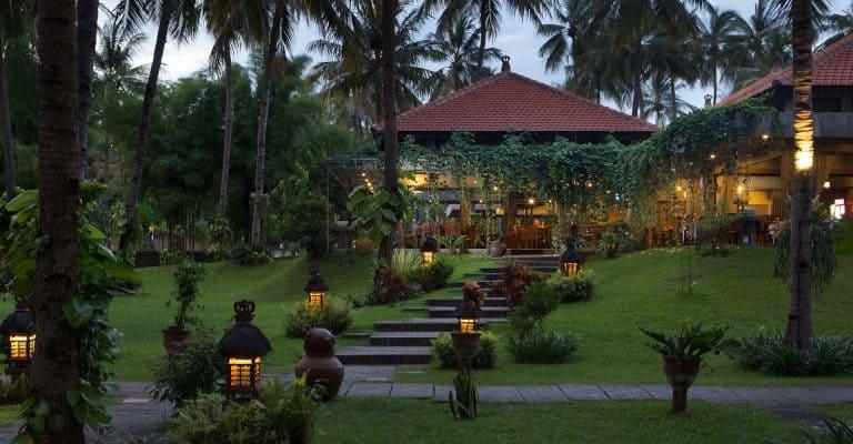 hotel banyuwangi indonésie panorama