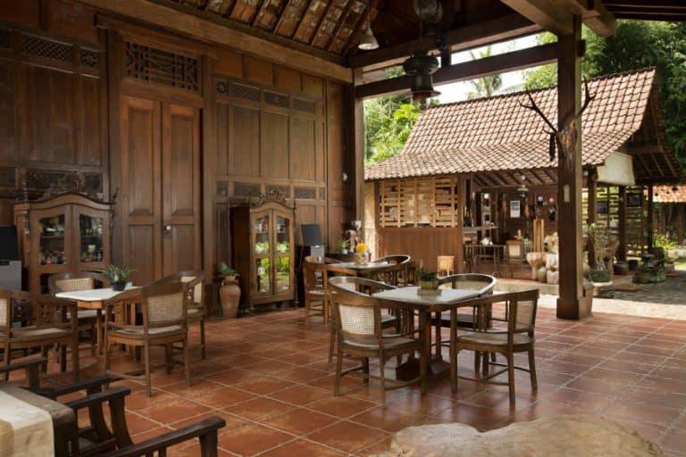hotel banyuwangi indonésie restaurant