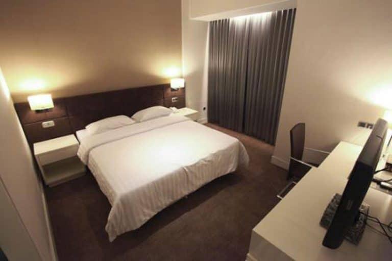 hotel bornéo grand kecubung chambre