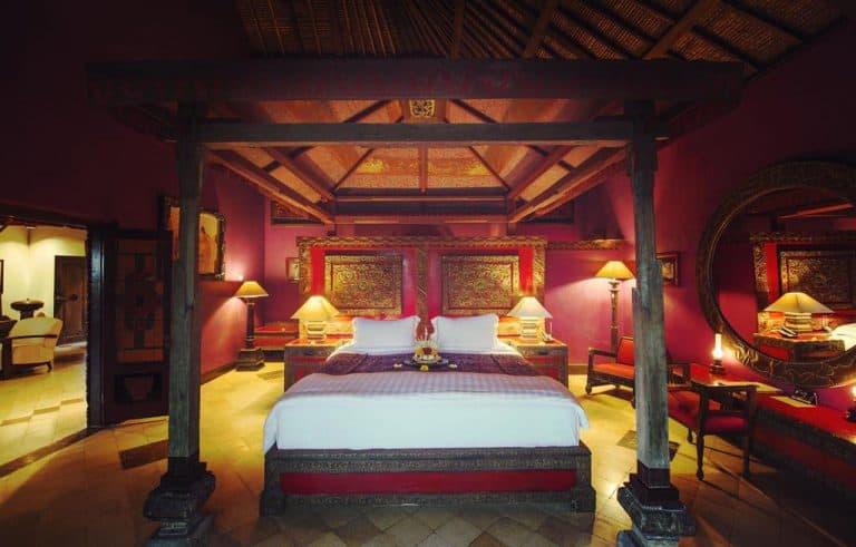 hotel canggu bali chambre double