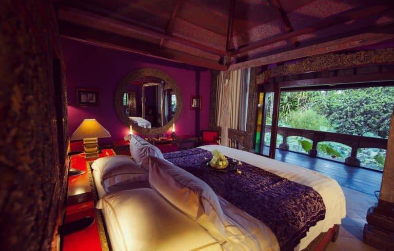 hotel canggu bali chambre