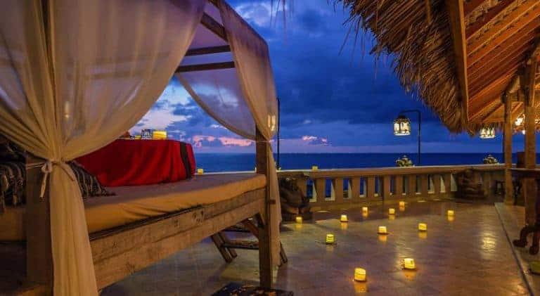 hotel canggu bali romantique