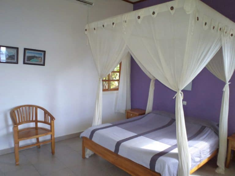 hotel flores chambre