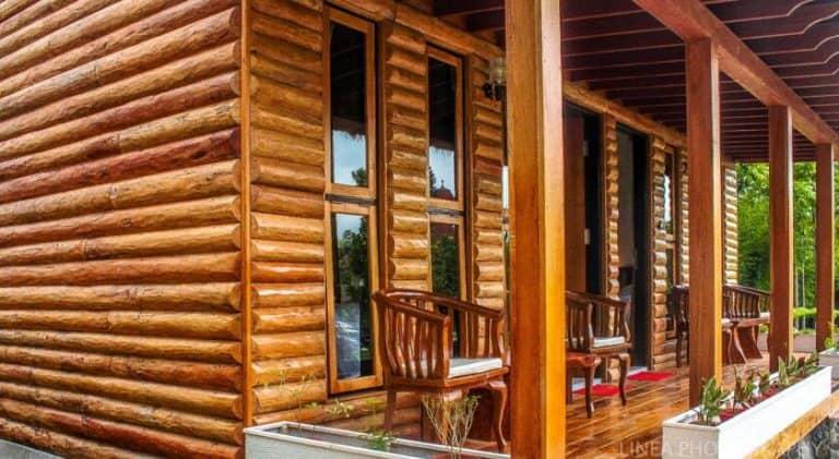 hotel Flores Ruteng terrasse