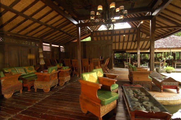 hotel gerokgak indonésie bar