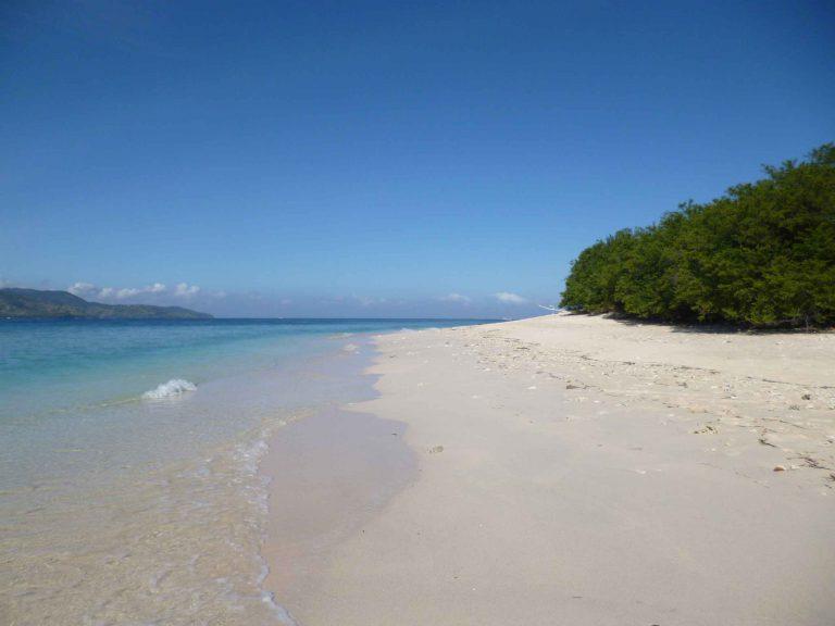 hotel gili indonésie plage panorama
