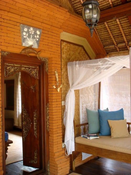 hotel gili indonésie