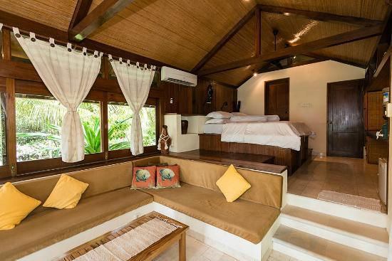 hotel gili indonésie villa