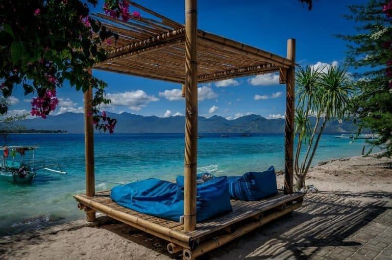 hotel gili meno lombok relax