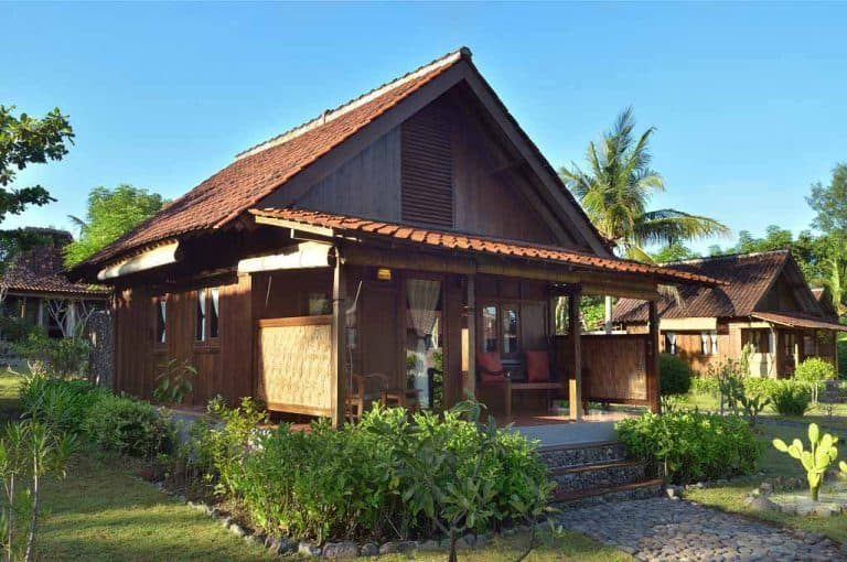 hotel gili trawangan bungalow individuel