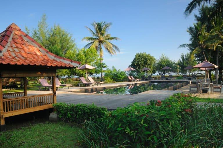 hotel gili trawangan panorama