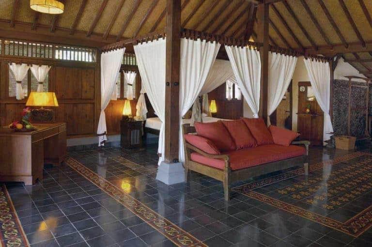 hotel gili trawangan villa familiale