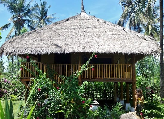 hotel ile gili bungalows confortable