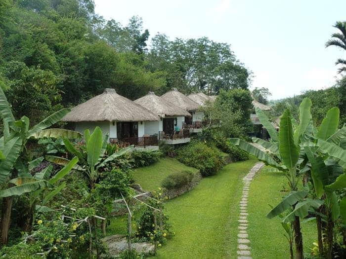 hotel indonésie flores bungalows