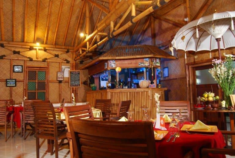 hotel indonésie java restaurant