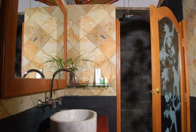 hotel indonésie java salle de bain