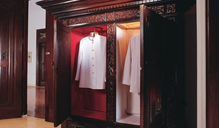 hotel Java Blitar Fajar armoire