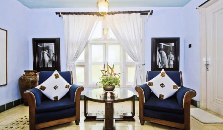 hotel Java Blitar Fajar fauteuils