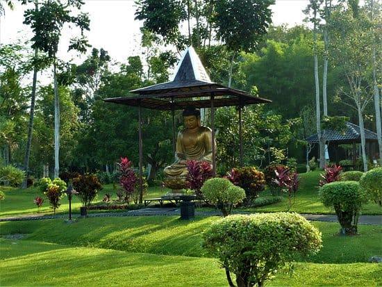 hotel Java Borobudur buddha