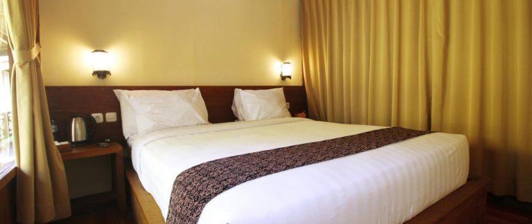 hotel java borobudur chambre double
