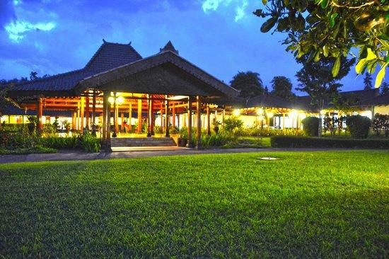 hotel Java Borobudur entrée