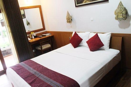 hotel Java Borobudur chambre