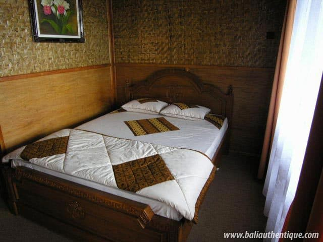 hotel java chambre