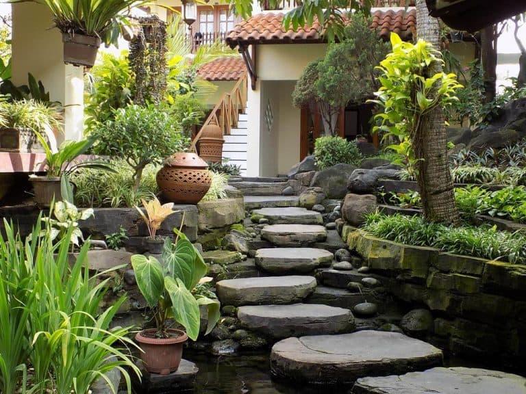 hotel Java Jogjakarta chemin pierre