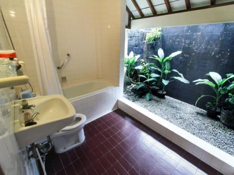 hotel Java Jogjakarta salle de bains