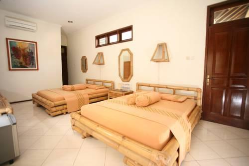 hotel Java Jogjakarta chambre