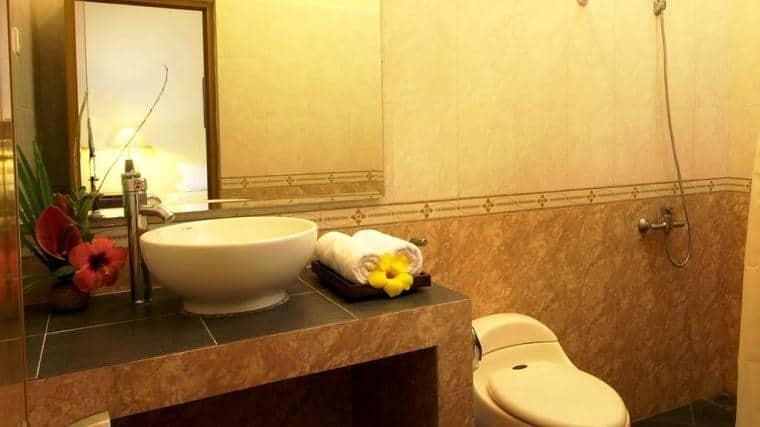 hotel Java Kalibaru salle de bains