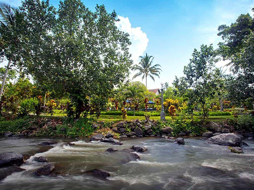 hotel Java Kalibaru rivière sa-18