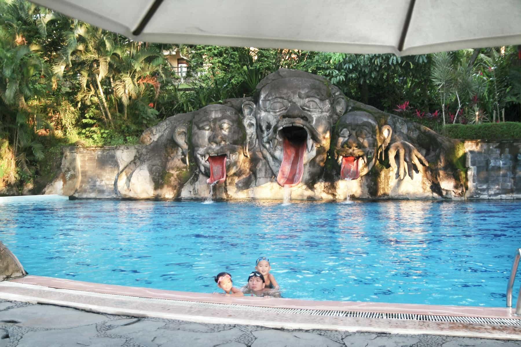 hotel Java Magelang piscine
