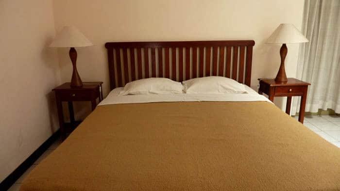 hotel java magetan chambre