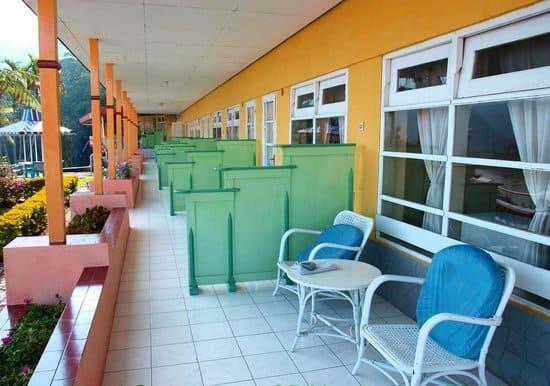 hotel java magetan petite terrasse