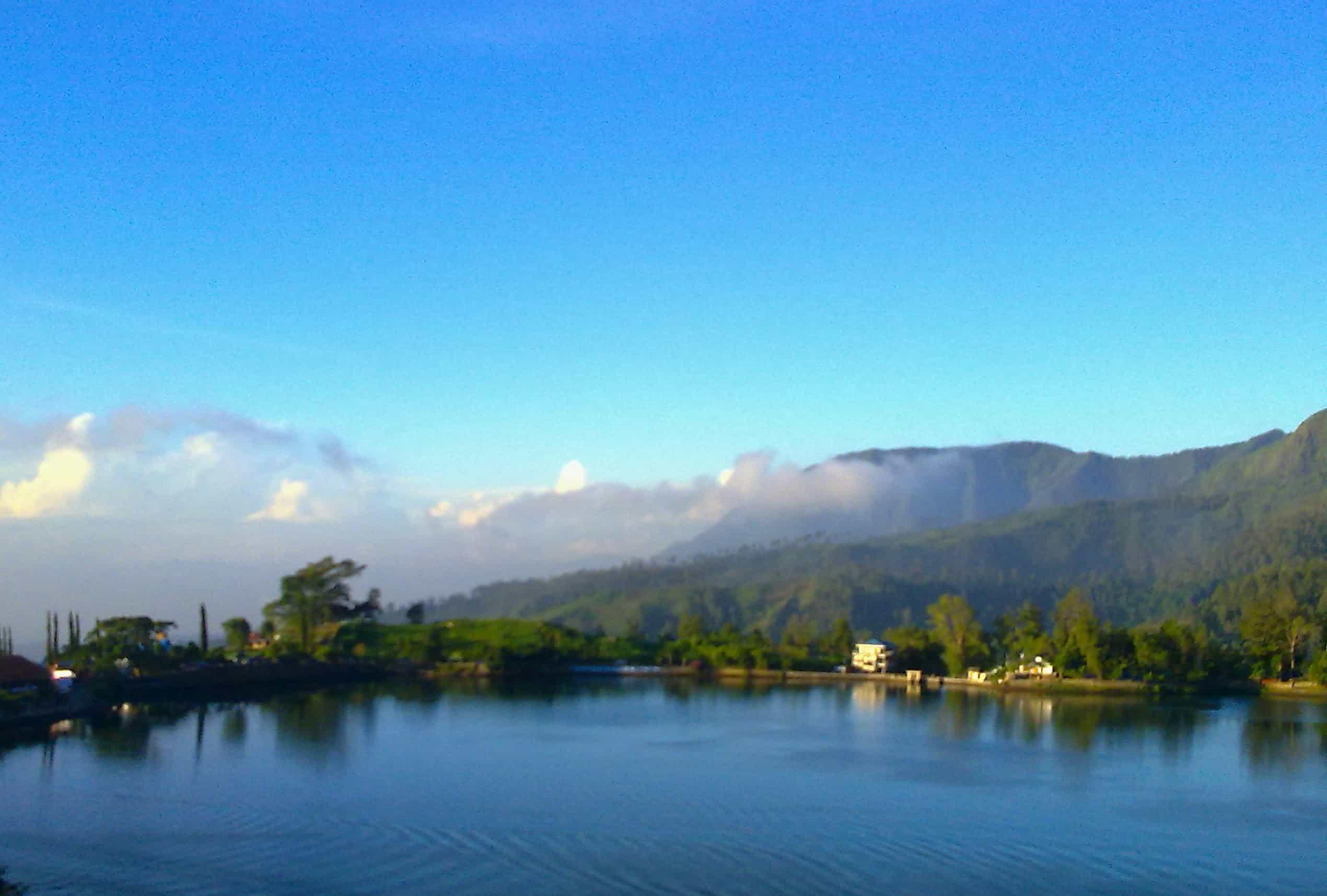 hotel java magetan vue lac panorama