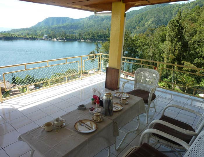 hotel java magetan vue lac