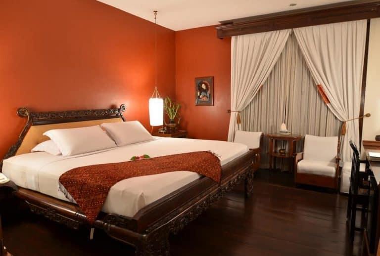 hotel Java Malang chambre