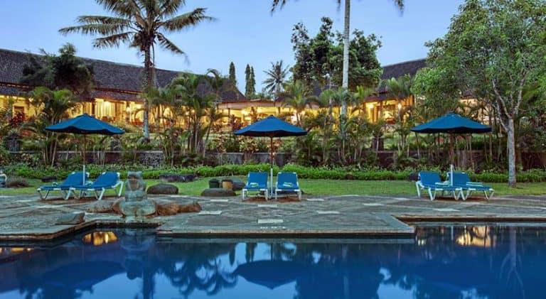 hotel kalibaru indonésie