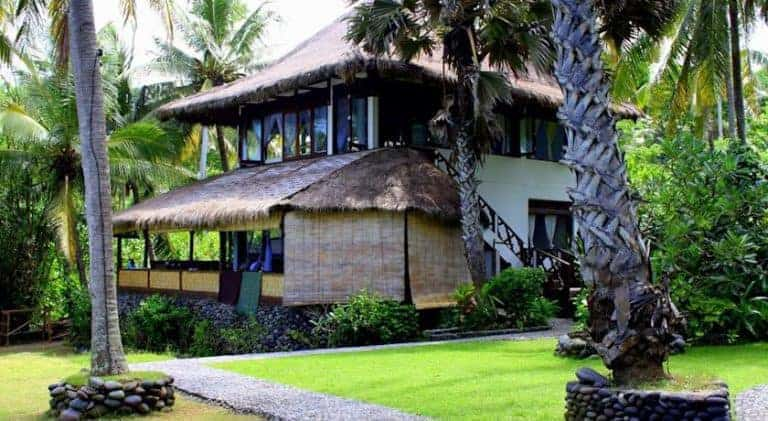 hotel karangasem indonésie bungalow