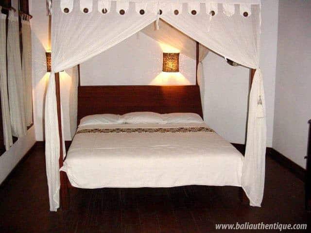 hotel karangasem indonésie chambre
