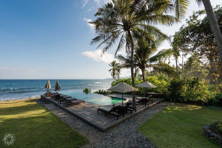 hotel karangasem indonesie panorama