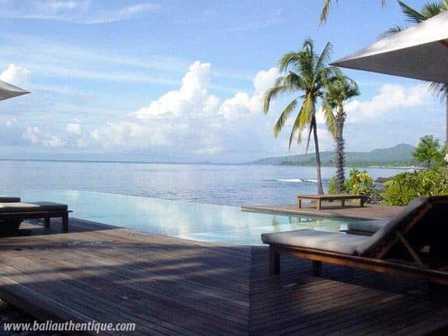 hotel karangasem indonésie repos